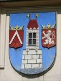 Image for Znak mesta -  Mlada Vozice, Czech Republic