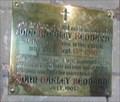 Image for John Bradley Beddard, St. Mary's Church, Highley, Shropshire, England