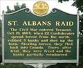 Image for St. Albans Raid - St. Albans