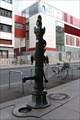 Image for Handschwengelpumpe Typ 'Kleiner Löwe' - Leipzig, Saxony, Germany