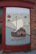 Image for Mural, Whitehall Center, Whitehall, NY
