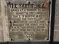 Image for Martin Bridge - 1940, Taree, NSW, Australia