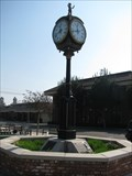 Image for Downtown Clock - Porterville, CA