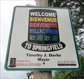 Image for Welcome to Springfield,  Illinois
