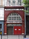 Image for Aldwych Underground Station - Strand, London, UK