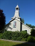 Image for Window, Methodist Church, Skamokawa, WA