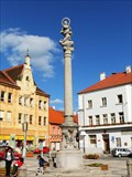 Image for Marian Column - Horazdovice, Czech Republic