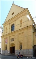 Image for Kostel Sv. Márí Magdalény / Church of St. Mary Magdalene (Brno - South Moravia)