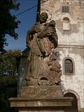 Image for St. John of Nepomuk / Sv. Jan Nepomucky (Krizany, CZ)