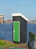 "Image for Outhouse at ""De Gekroonde Poelenburg"" Windmill - Zaanse Schans - Zaanstad, Netherlands"
