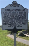 Image for Suffrage Motorcade