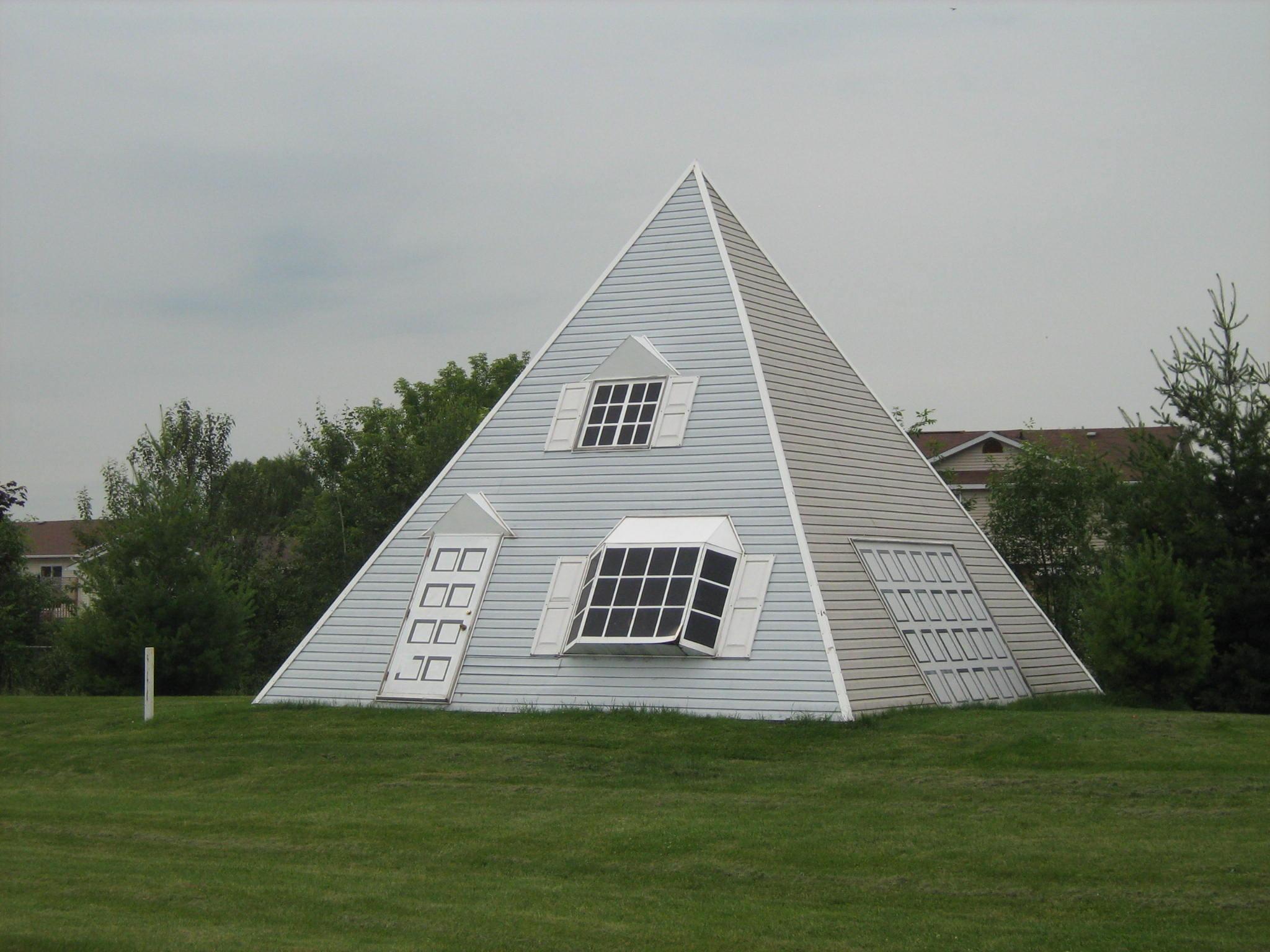 Pyramid House Cornwall Ontario
