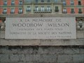 Image for Woodrow Wilson Memorial - Geneva, Switzerland