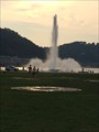Image for Fountian at the Point - Forks of the Ohio - Pittsburgh, PA