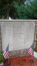 Image for Vernon's World War Dead 1918-19 - Viroqua, WI, USA