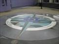 Image for Mosaic Compass Rose - San Jose, CA