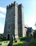 Image for St Rhidian & St Illtyd - Bell Tower - Llanrhidian, Gower, Wales.