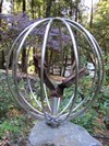 Protective Globe, Woodside, CA