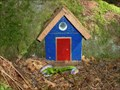 Image for Blue Fairy House with Red Door - Portpatrick, Scotland, UK