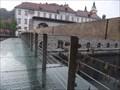 Image for Butchers Bridge - Ljubljana, Slovenia