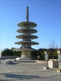 Image for Peace Pagoda - Japantown San Francisco, CA, USA