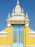 Image for Victory Gate to  the Royal Palace - Phnom Penh, Cambodia