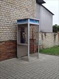 Image for Telefonni automat, Citoliby, obchodni dum