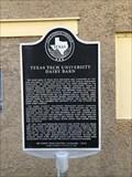 Image for Texas Tech University Dairy Barn