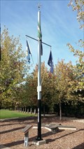 Image for USS Housatonic Rememberance Flag Pole - Sonoma, CA