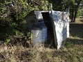 Image for Illinois Bend School Outhouse - Illinois Bend, TX