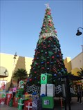 Image for MacroPlaza Christmas Tree  -  Tijuana, Baja California, Mexico