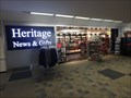 Image for Heritage News - Terminal A Hancock International - Syracuse, NY