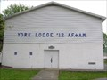 Image for York Lodge #12 Fellowship Hall - Bristol, Virginia