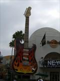 Image for Guitar @ Hard Rock Cafe - Hollywood, CA