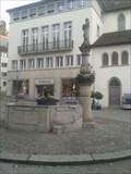 Image for Augustinerbrunnen - Zürich, Switzerland