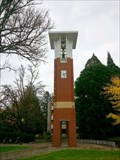 Image for Library Quad Bell and Clock Tower - Corvallis, OR