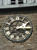 Image for Clock, St Bridget's Church, Skenfrith, Monmouthshire, Wales