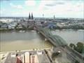 Image for Panoramablick vom KölnTriangle - Cologne, North Rhine-Westphalia, Germany
