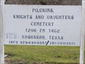 Image for Pilgrims, Knights and Daughters - Rosharon, TX