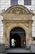 Image for Entrance portal of Chateau Pardubice / Vstupní portál pardubického zámku - Pardubice (East Bohemia)