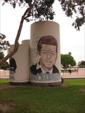 Image for John F Kennedy Mural - Compton, CA
