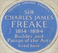Image for Sir Charles James Freake - Cromwell Place, London, UK