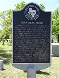 Image for John Silas Edens