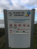 Image for plage de gohaud- saint michel chef - bretagne- france
