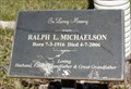 Image for Ralph L.  Michaelson - Missoula, Montana