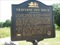 Image for Traverse des Sioux Historical Marker – St. Peter, MN