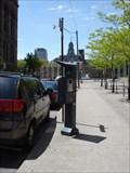 Image for Solar Powered Parking Meter - Albert Street - Toronto, Ontario, Canada