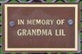Image for Grandma Lil ~ Coal Valley, Illinois