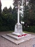 Image for Lisvane War Memorial - Cardiff, Wales, UK