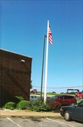Image for Scenic Library Flag Pole - Warrenton, MO